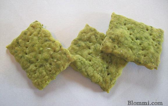 spinach cracker recipe
