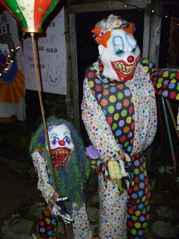 Killer Clowns In Rhode Island