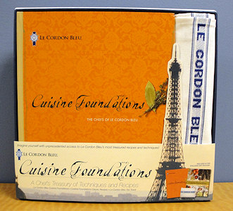 Le Cordon Bleu Cuisine Foundations Cook Books: Review