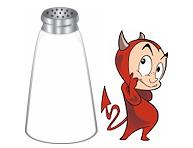 salt devil | low sodium challenges