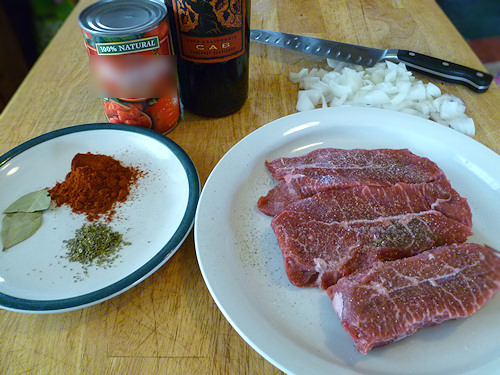 blade steak recipe ingredients