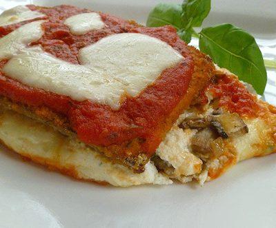 Guilt-Free Italian Eggplant Lasagna Recipe