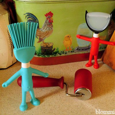 Head Chefs Anthropomorphic Kitchen Utensils Review and Giveaway!