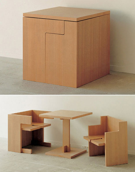 dining cube