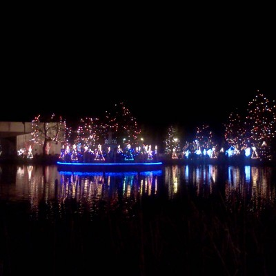 La Salette Shrine a Southern New England Holiday Tradition
