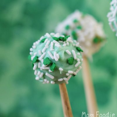Leprechaun Balls: A St. Patrick's Day Dessert for Grown-Ups