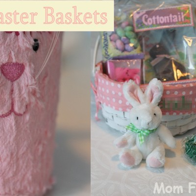 Easter Baskets from Personal Creations