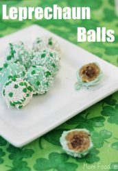 leprechaun balls