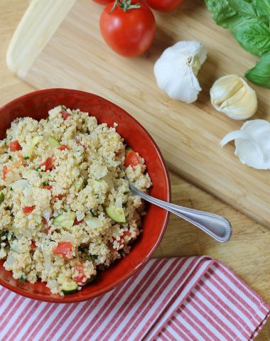 italian bulgur salad recipe