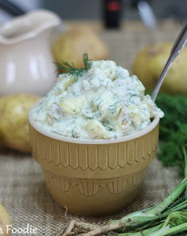 buttermilk dill potato salad recipe