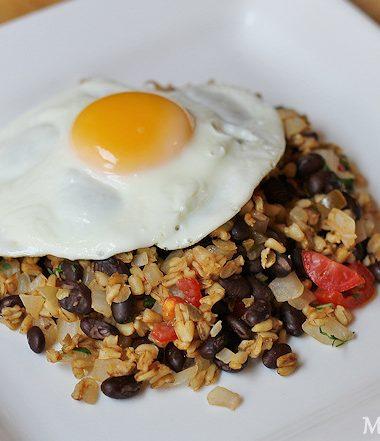 high protein low fat breakfast recipe
