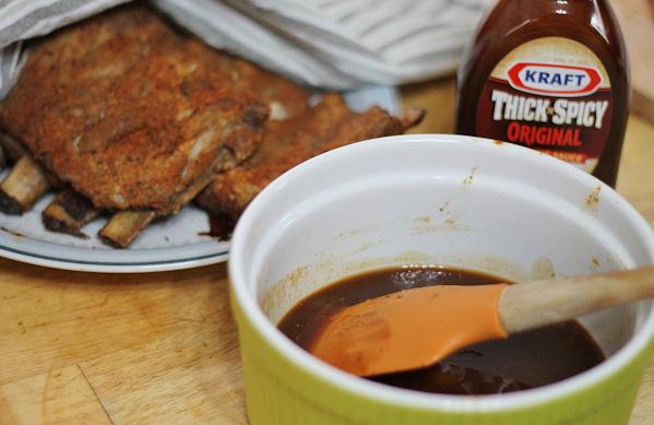 bbq rib sauce