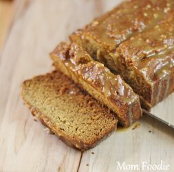gluten free peanut banana bread recipe