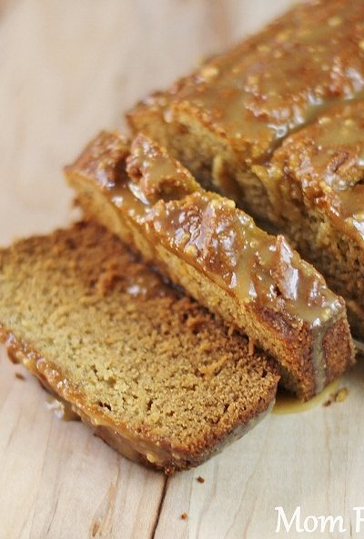 Gluten Free Peanut Banana Bread Recipe (Dairy-Free and Low-Fat too)