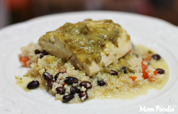 salsa verde fish