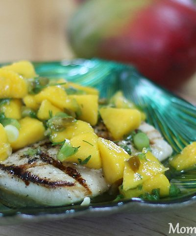 spicy mango mahi mahi recipe