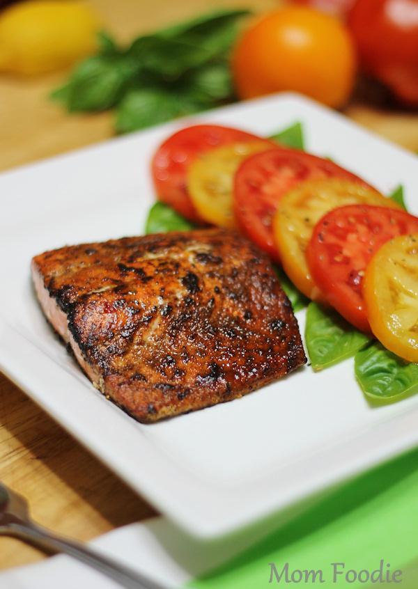 easy salmon recipes - photo #32