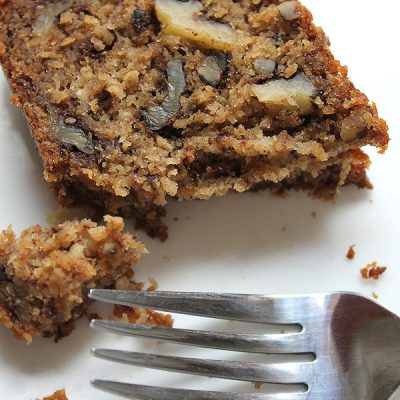 Oatmeal Banana Nut Bread ~ Easy Gluten Free Recipe
