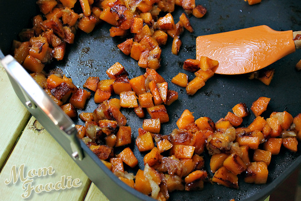 roasted apple butternut squash recipe