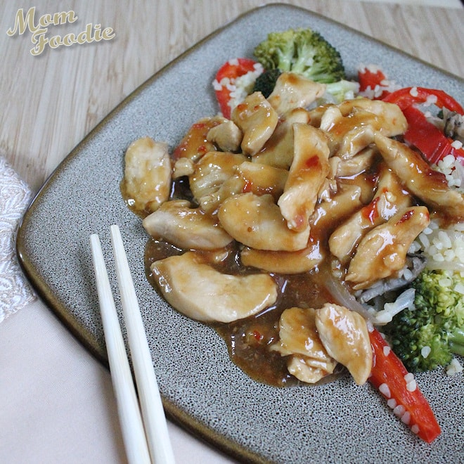 fry this stir fried chicken place chicken strips in a stir fried ...