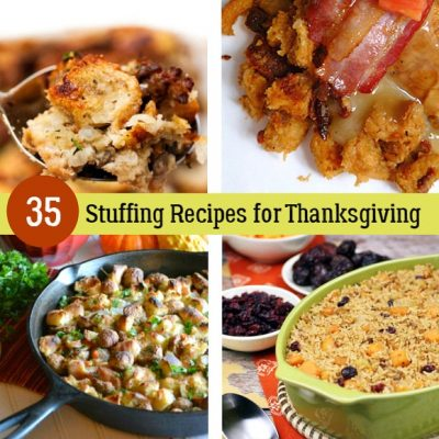 35 Stuffing Recipes for Thanksgiving