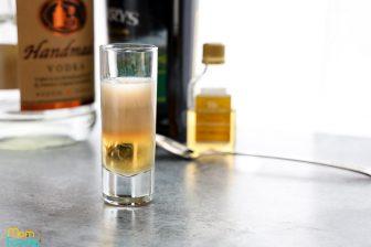 Buttery Nipple Recipe