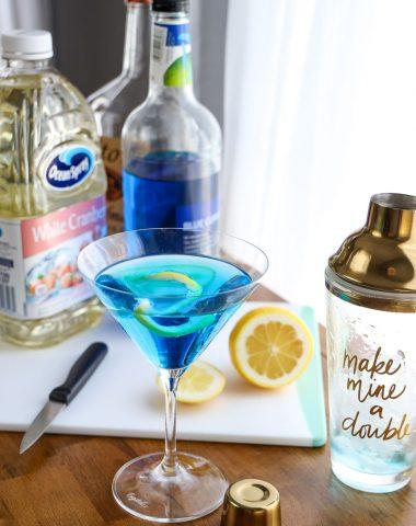 Blue Cosmo