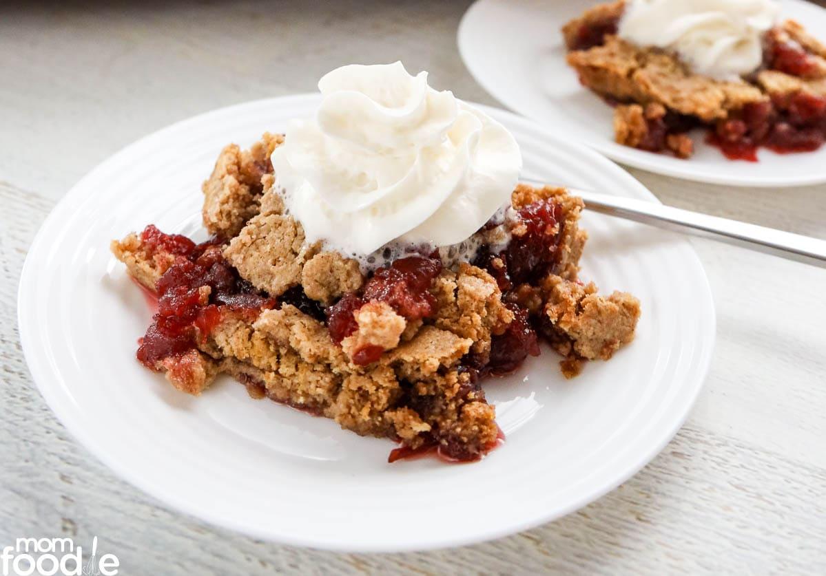 Cranberry Dump Cake Recipe