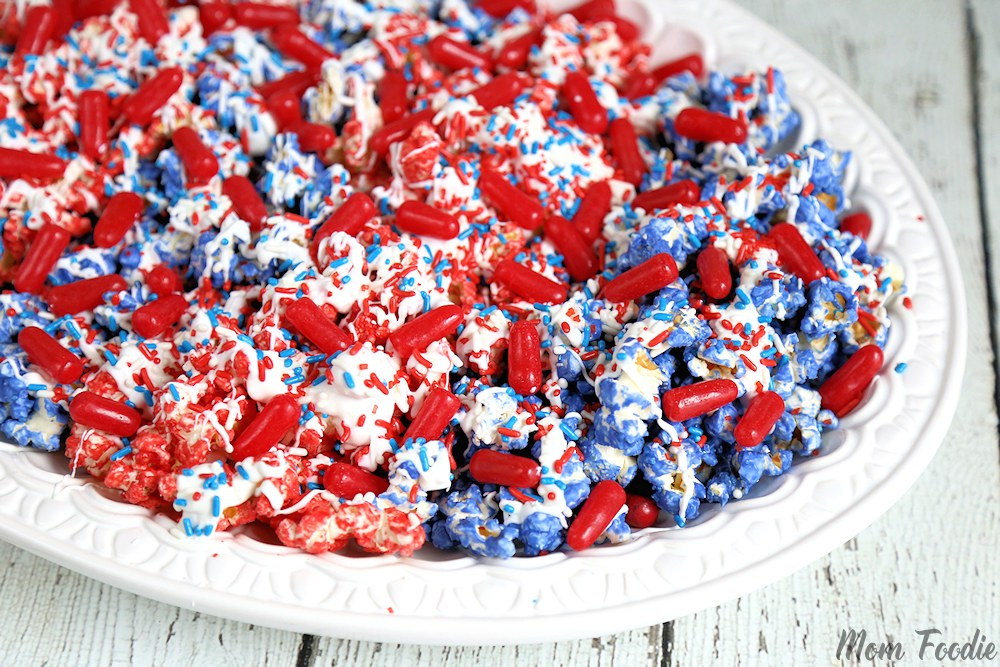 4th of July Popcorn