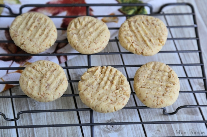 Almond Shortbread Cookie Recipe