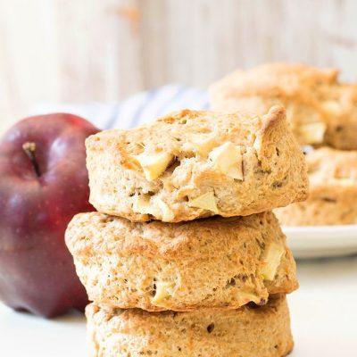 Apple Cinnamon Scones Recipe