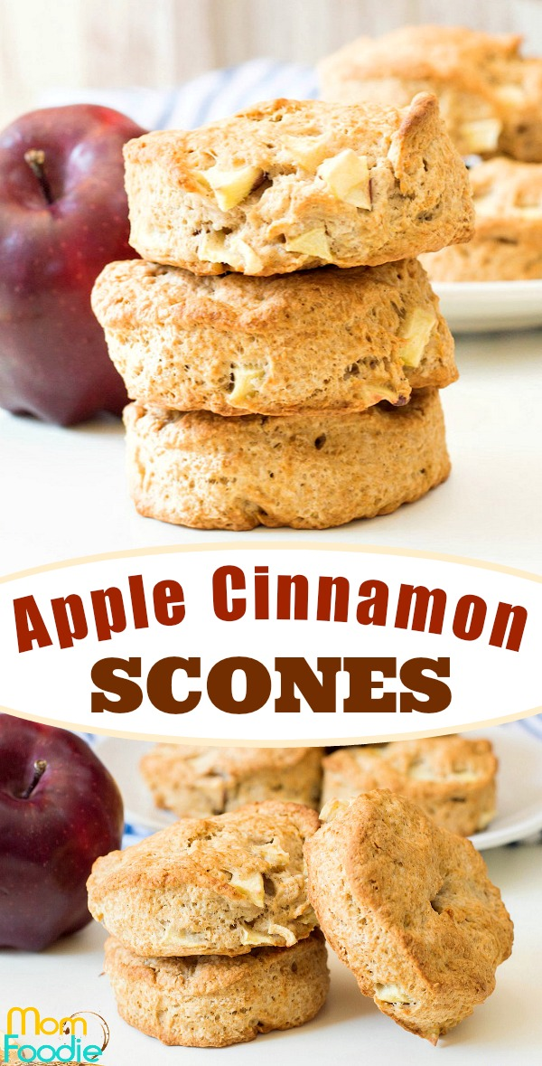 Apple Scones Pinterest