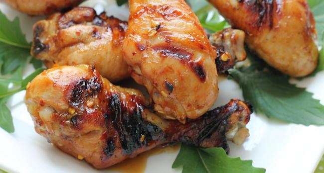 Asian Chicken Drumsticks feature