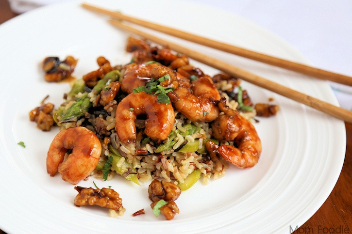 Asian Honey Walnut Shimp Recipe