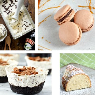 20 Irish Cream Dessert Recipes for St. Patrick's Day