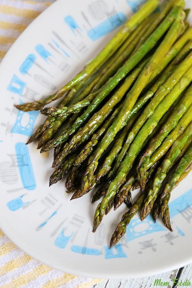 Easy Baked Asparagus Recipe