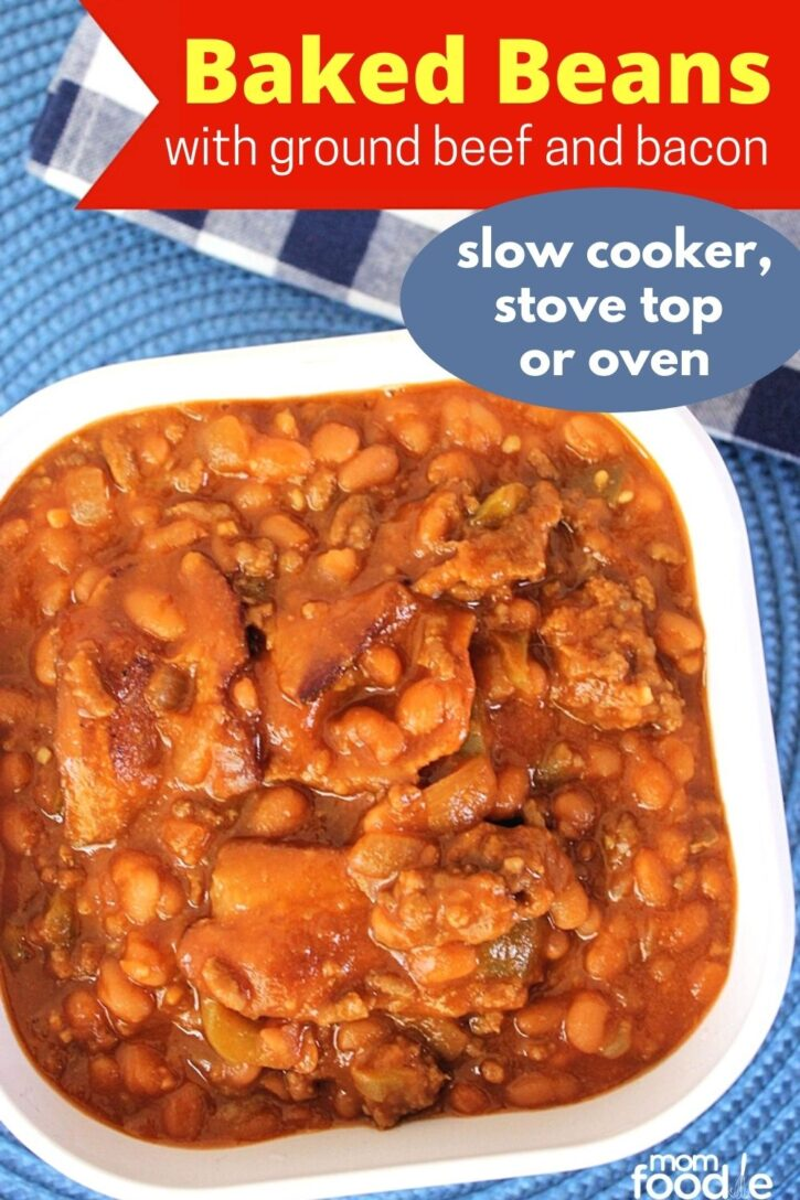 Baked Beans with Ground Beef Recipe