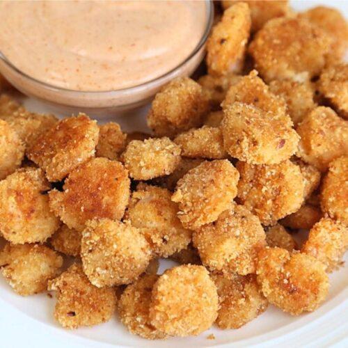 Baked Popcorn Shrimp Recipe