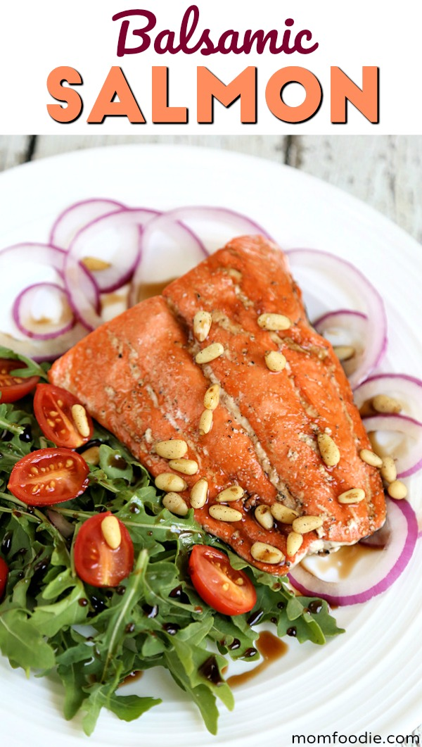 Balsamic Salmon