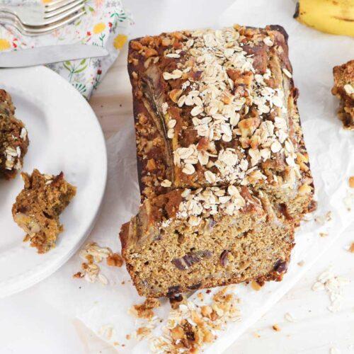 banana date bread recipe