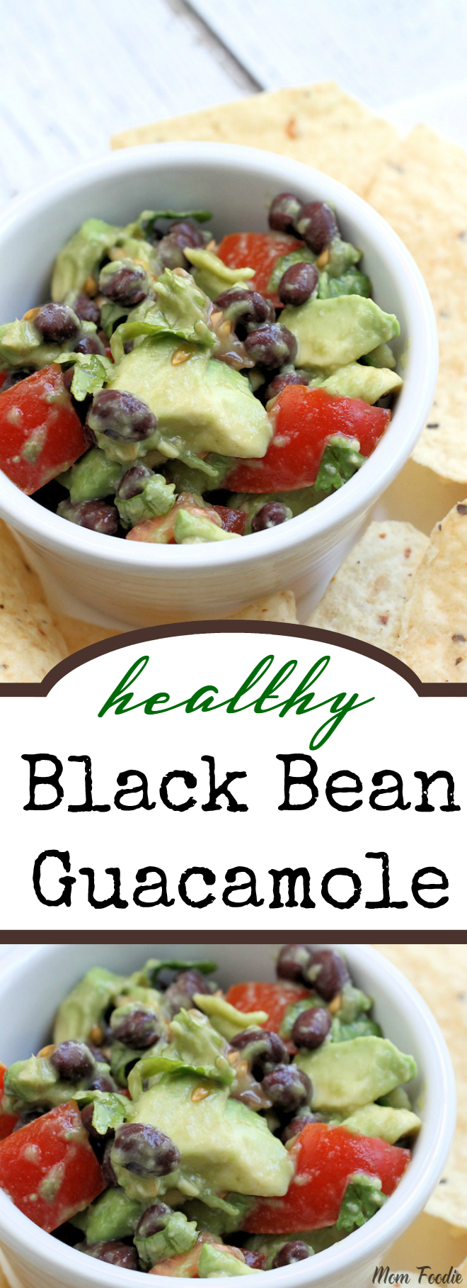 Healthy Black Bean Guacamole Recipe: Guilt Free Snack