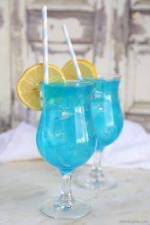 Blue Lagoon Drink