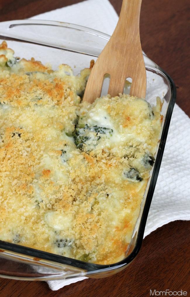 Broccoli Au Gratin Casserole