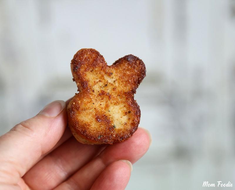Bunny Potato Croquette