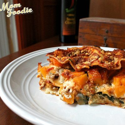 Butternut Squash Lasagna Recipe: Vegetarian Comfort Food