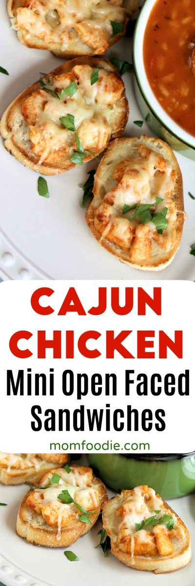 Cajun Chicken Appetizers Recipe