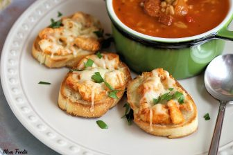 Cajun Chicken appetizers