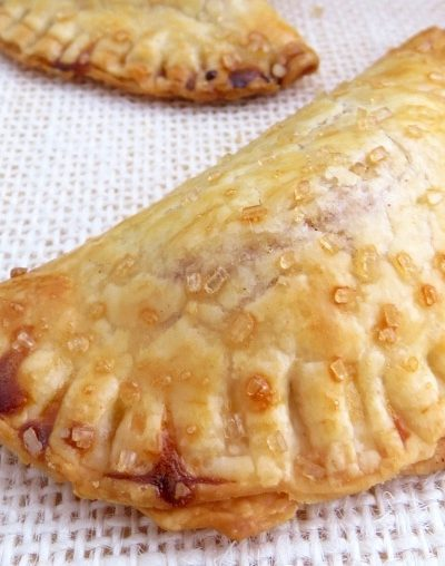 Caramel Apple Hand Pie recipe