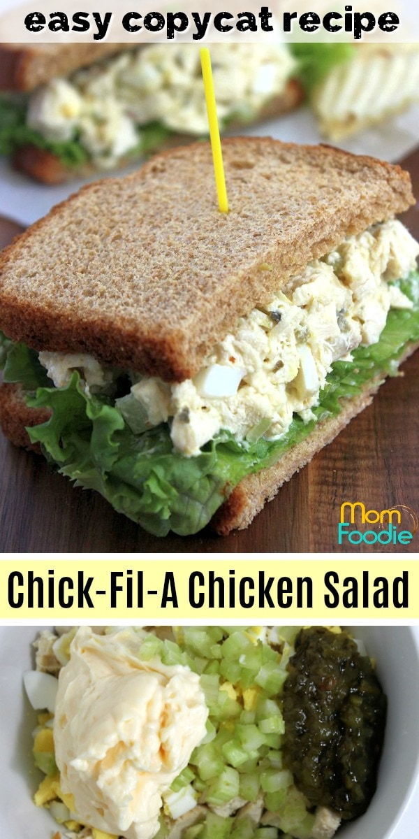 Chick Fil A Chicken Salad Recipe