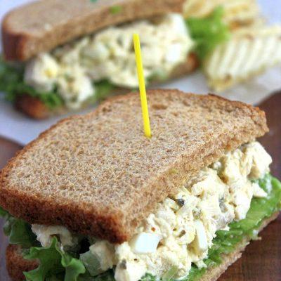 Chick fil a Chicken Salad